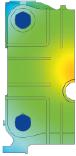 Конструкция плит термопластавтомата