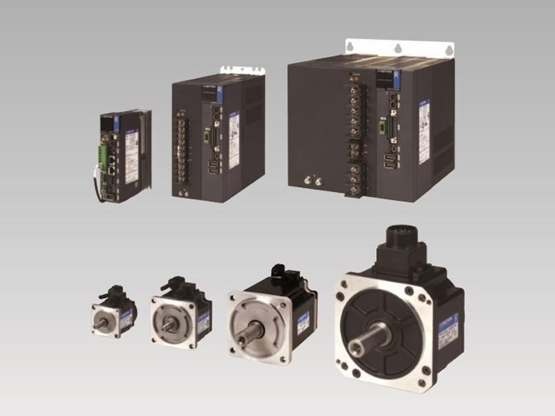Сервомоторы для электрических термопластавтоматов