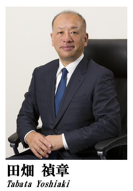 Табата Йошиаки - Президент и CEO компании TOYO Machinery & Metal